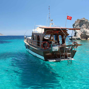 Boat trips and Kalkan excusions with Villa suead