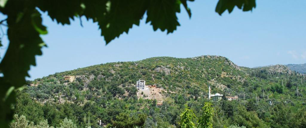 Villa-Suead-Kalkan-Mountain